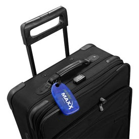 Light Up Luggage Tag Printed with Your Logo
