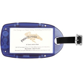 Light Up Luggage Tag Giveaways