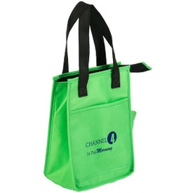 Branded Lightning Sack Insulated Lunch Bag