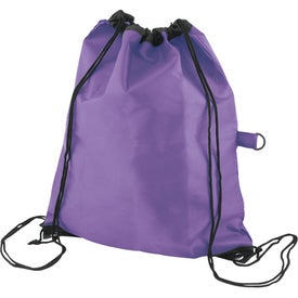 Lightweight Drawstring Pack for your School