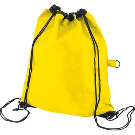 Lightweight Drawstring Pack for Your Organization
