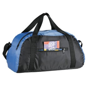 Imprinted Lightweight Duffel Bag
