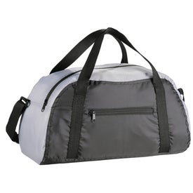 Lightweight Duffel Bag Branded with Your Logo