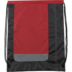 Linear Cinchpack Branded with Your Logo