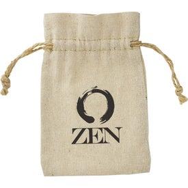 """Linen Bag (6"""" x 4"""")"""