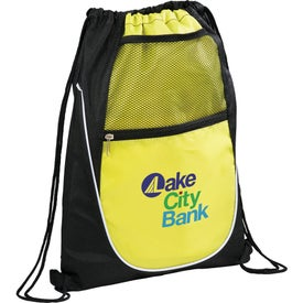 Promotional The Locker Drawstring Cinch Backpack