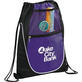 Company The Locker Drawstring Cinch Backpack