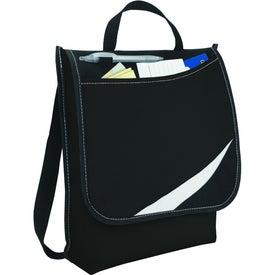 Branded Logic Messenger Bag
