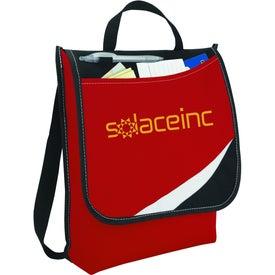 Advertising Logic Messenger Bag