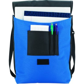 Logic Messenger Bag for Customization