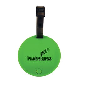 Lug A Round Tag Branded with Your Logo