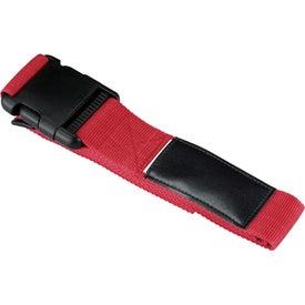 Luggage Strap / Bag Identifier for Marketing