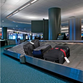 Luggage Strap / Bag Identifier for Your Organization