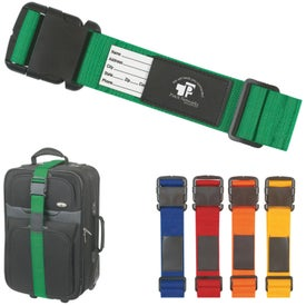 Expandable Luggage Strap Bag Identifier