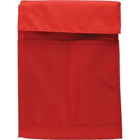 Fold Over Nylon Lunch Bag for Your Company