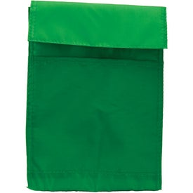 Fold Over Nylon Lunch Bag for Your Church