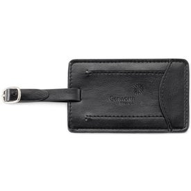 Lusso Luggage Tag for Marketing