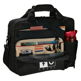 Lux Compu Brief Case with Your Logo