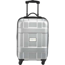 """Luxe Hardside 4-Wheeled Spinner Carry-On Luggage (19"""")"""
