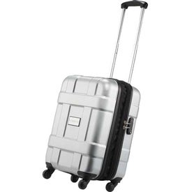 Luxe Hardside 4-Wheeled Spinner Carry-On Luggage for Your Company