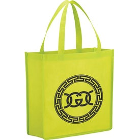 Main Street Shopper Tote for Marketing