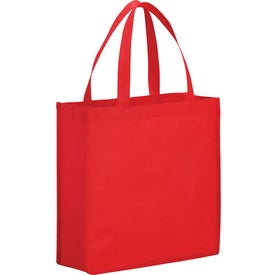 Main Street Shopper Tote for Your Organization