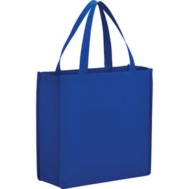 Imprinted Main Street Shopper Tote