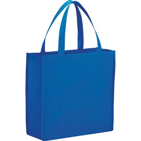 Main Street Non-Woven Shopper Tote Bag