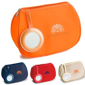 Make-Up Bag with Mirror for Promotion