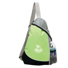 Malibu Sling Bag Printed with Your Logo