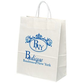 Manhattan Shopping Bag (Ink Imprint)