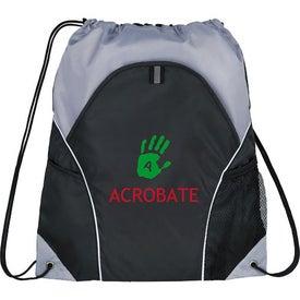 Marathon Drawstring Cinch Backpack for Your Church