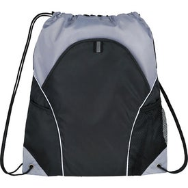 Promotional Marathon Drawstring Cinch Backpack
