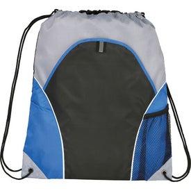 Advertising Marathon Drawstring Cinch Backpack