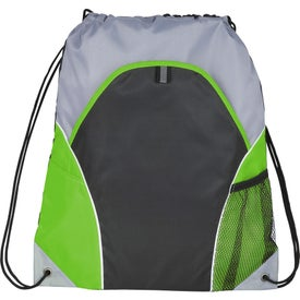 Marathon Drawstring Cinch Backpack for Your Company