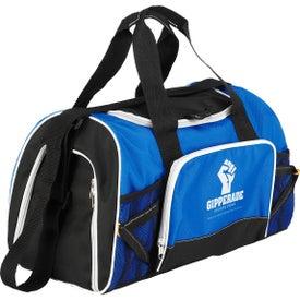 Customized Marathon Sport Duffel Bag