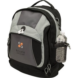 Logo Marcian Backpack