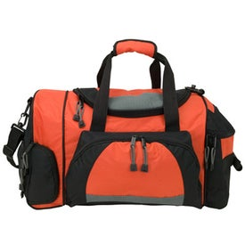 Marius Duffel Bag for Advertising