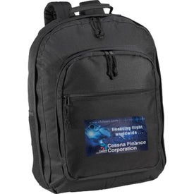 Max Traditional Backpack Branded with Your Logo