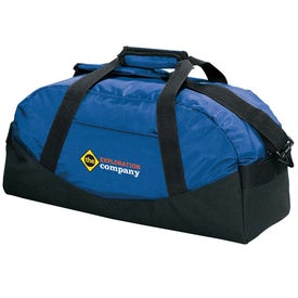 Medium Classic Cargo Duffel with Your Logo