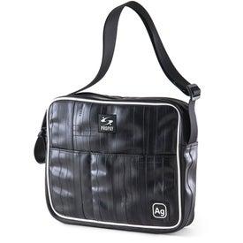 Personalized Mercer Messenger Bag
