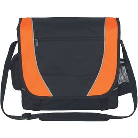 Promotional Multi-pockets Messenger Bag