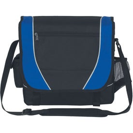 Advertising Multi-pockets Messenger Bag