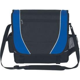 Advertising Multi-pockets Messenger Bag