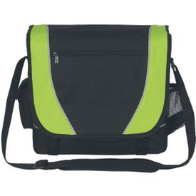 Branded Multi-pockets Messenger Bag