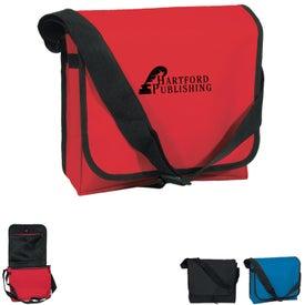 Messenger Bag with Adjustable Strap