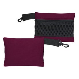 Mesh Back Travel Bag for Your Church