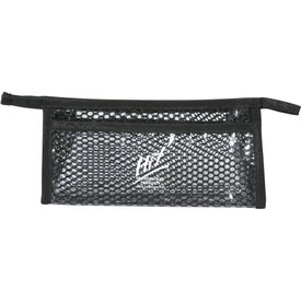 Mesh Cosmetic Bag with Your Logo