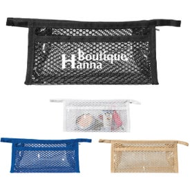 Mesh Cosmetic Bag Giveaways