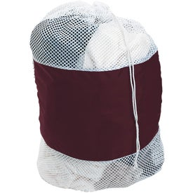 Mesh Laundry Bag for Your Company